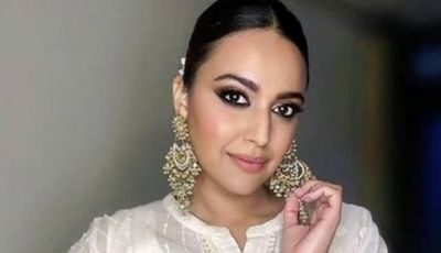 BJP MP apologized to Swara Bhaskar for liking an offensive comment