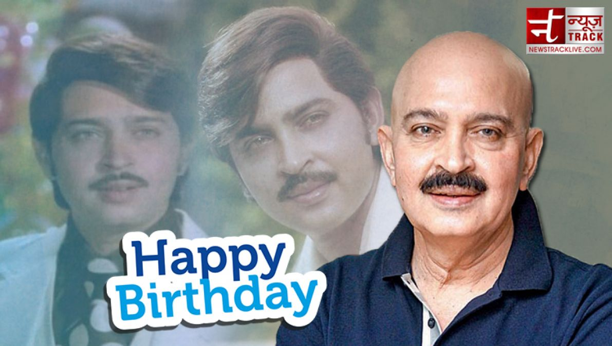 Birthday: Rakesh Roshan was the victim of a deadly attack, know other facts about him!