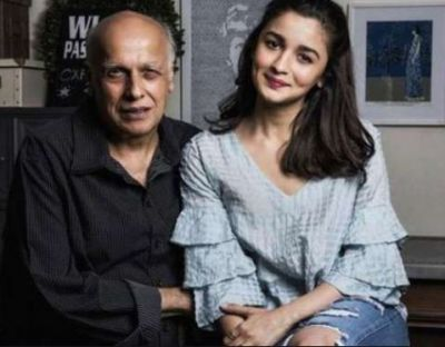 Alia Bhatt shared her experience of working with father Mahesh Bhatt