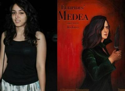 Euripides Medea: First poster of Ira Khan's drama is out,