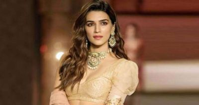 Kriti Sanon dated a man for about 2 and a half years, Revealed sister Nupur