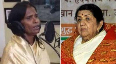 Lata Mangeshkar calls Ranu Mondal as an imitator, Jealous