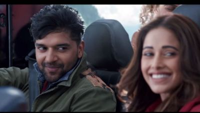 Nusrat-Guru Randhawa, who are seen immersed in love in the beautiful valleys; see their new song!