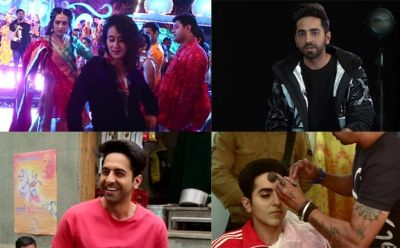 Ayushmann shared the video of Dream Girl, how he became Pooja!