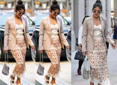 Priyanka Chopra's small bag is a perfect style companion, Know its cost