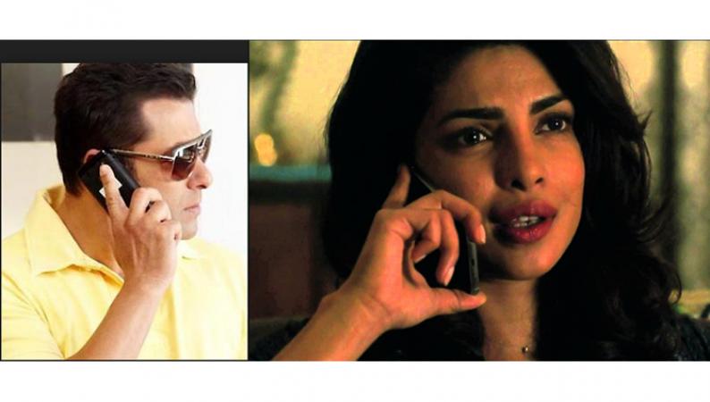 OMG!! प्रियंका ने भीख में माँगा था सलमान से 'भारत' के लिए रोल