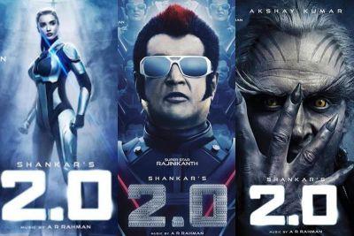 2.0: Akshay-Rajinikanth's blast in China, film released on 48 thousand screens