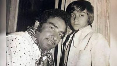 Ajay remembers father Veeruu on Teachers' Day, Shares childhood picture
