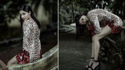 20 की उम्र में कहर ढाह रही अनन्या, कराया बेहद सेक्सी फोटोशूट