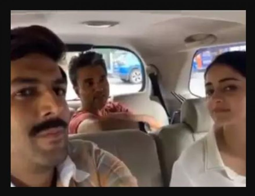 VIDEO: Karthik commented on Ananya, the actress said- Habshi!
