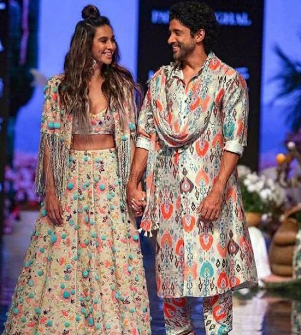 Farhan expresses love for his girlfriend in a special way, watch the video!