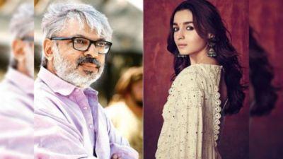 Sanjay Leela Bhansali and Alia Bhatt to work together in this film