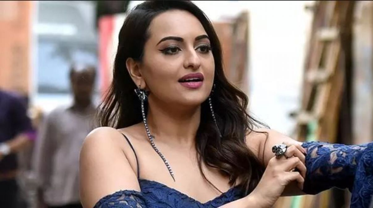 Sonakshi kept her views on how to be happy, does not pay attention to these things!