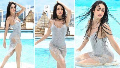 Malaika Arora flaunts her hot legs, hot video went viral