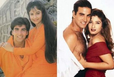 Birthday Special: Akshay Kumar dated these 6 Bollywood actresses, read on