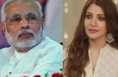 Chandrayaan 2: PM Modi retweeted Anushka Sharma's Tweet about ISRO scientist's