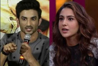 Sushant refused to work opposite Sara Ali Khan, Know Why