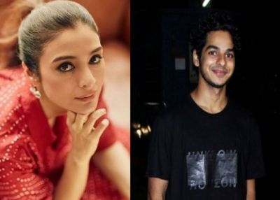 Tabu-Ishaan Khattar started shooting for the show, photos surfaced