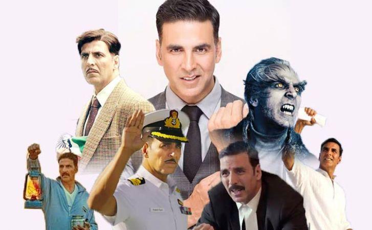 सुपरस्टार अक्षय कुमार, जन्मदिन पर जाने 'खिलाड़ी' की आने वाली फिल्मों के बारे में...