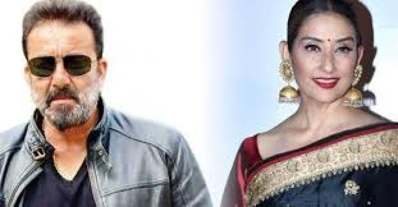 Prasthanam: Manisha Koirala big reveal, this superstar called on phone for the film