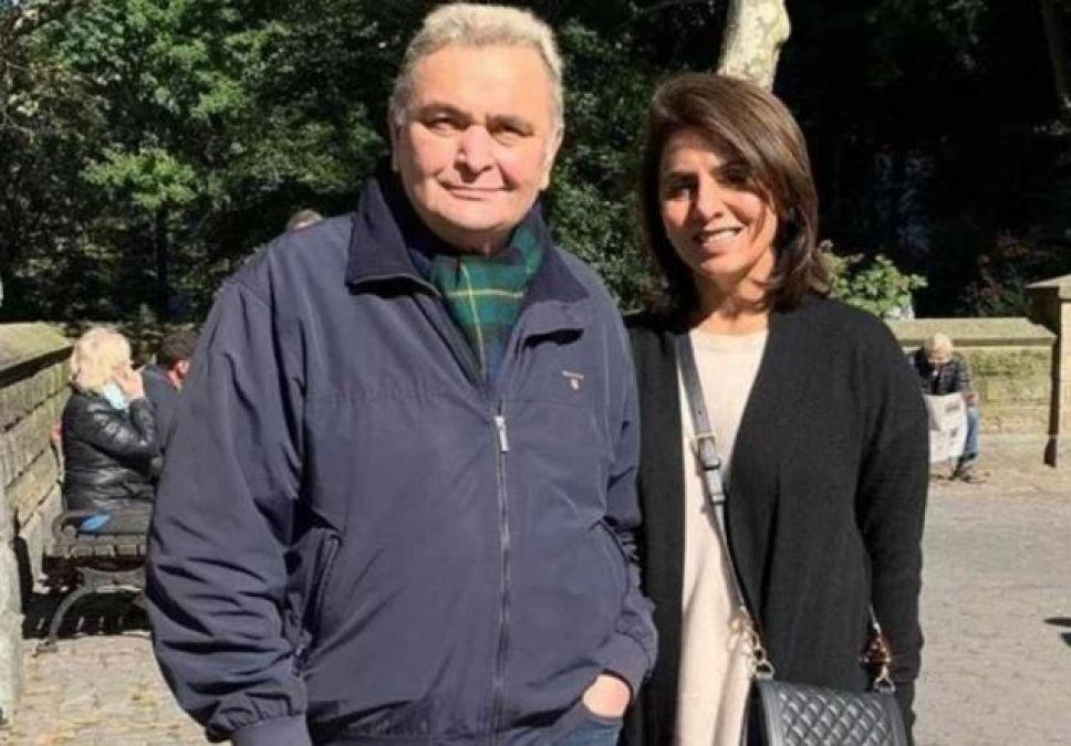 Rishi Kapoor is returning to Mumbai with wife Neetu tomorrow after 1 year