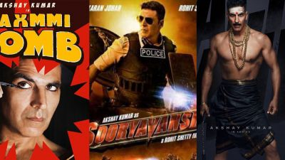 Birthday Special: Akshay Kumar to play these characters in his upcoming films