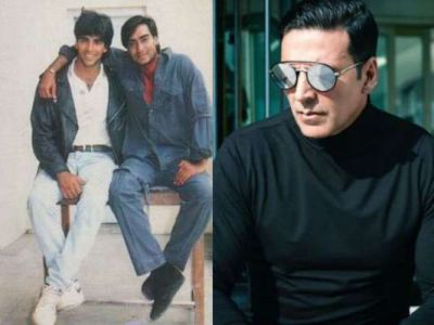 Bollywood celebs and Cricketers wished Akshay Kumar on his 52nd birthday