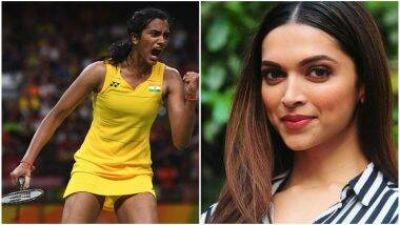 PV Sindhu praises Deepika, the actress expressed love in this way