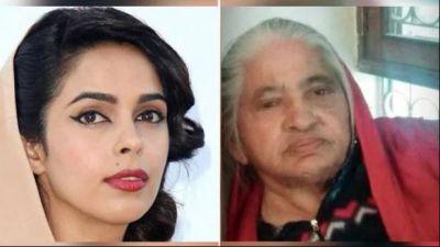 Mallika Sherawat's maternal grandmother passes away, actress shared post