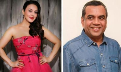 Preity Zinta to play Paresh Rawal's Daughter-in-law in this film