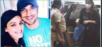 As Rhea was arrested, Sushant's sister said,