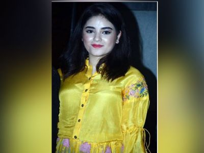 Zaira Wasim gets trolled on attending the film premiere even after leaving the industry