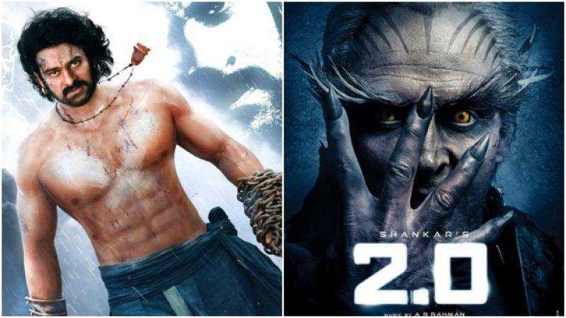 खिलाड़ी और रजनीकांत के आगे बौने साबित हुए 'बाहुबली', रिलीज से पहले ही 2.0 का कीर्तिमान