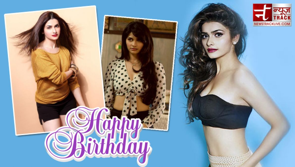 Birthday: Prachi Desai got angry on putting silicon pad in her breast, has gone missing from the industry!