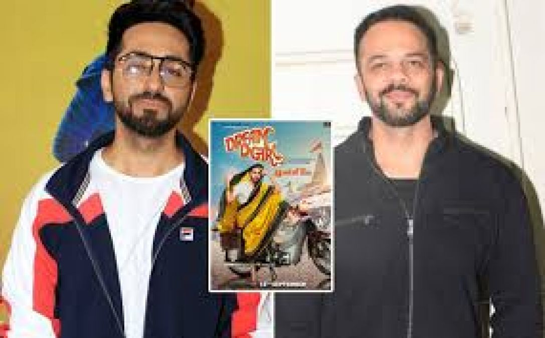 So Ayushmann wants to work with action director Rohit, said this for him