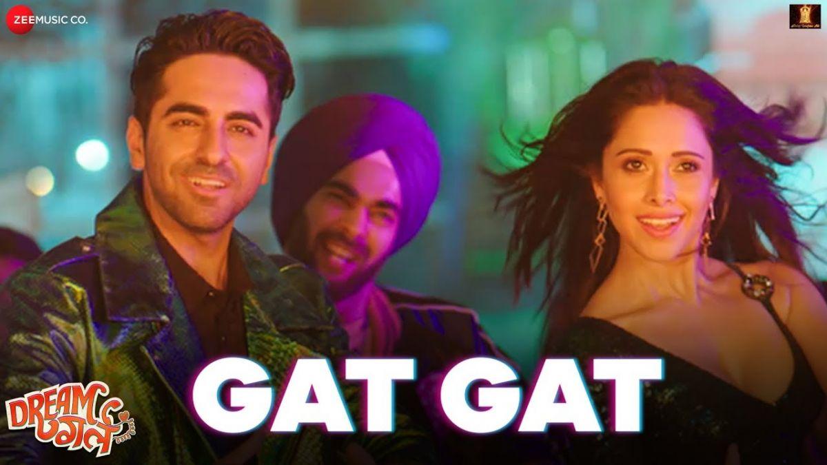 Gat Gat Song : ड्रीम गर्ल का एक और पार्टी सांग रिलीज़, थिरकने को हो जायेंगे मजबूर