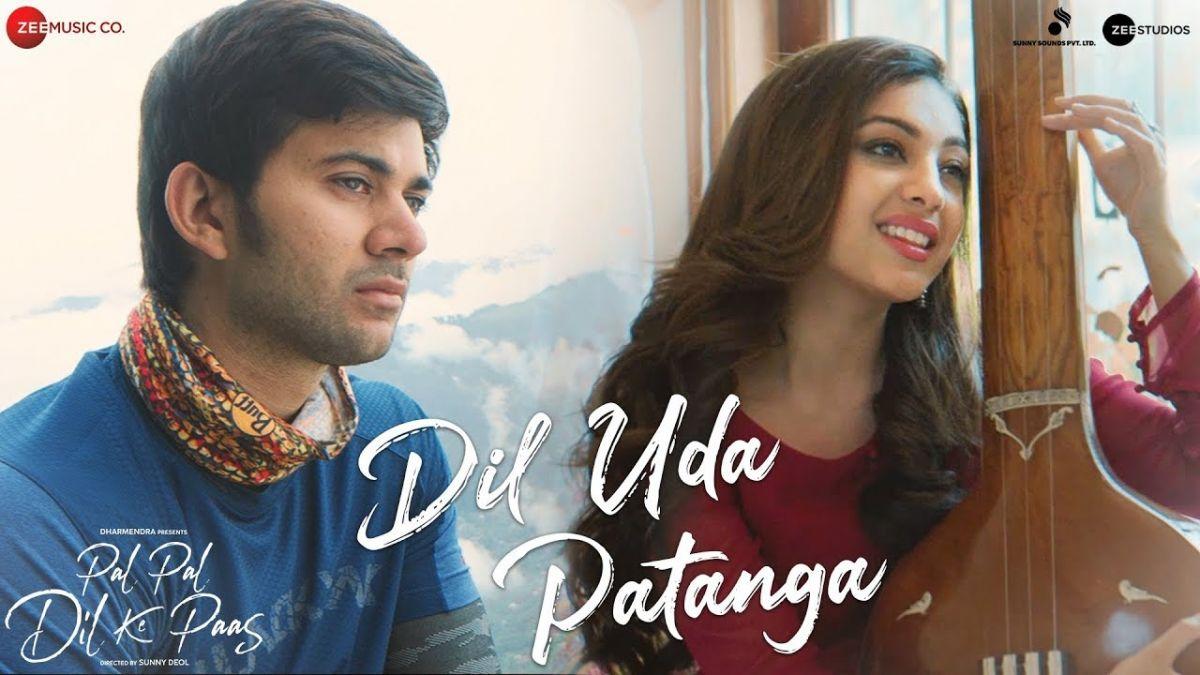 Dil Uda Patanga : 'पल पल दिल के पास' का एक और रोमांटिक गाना हुआ रिलीज़