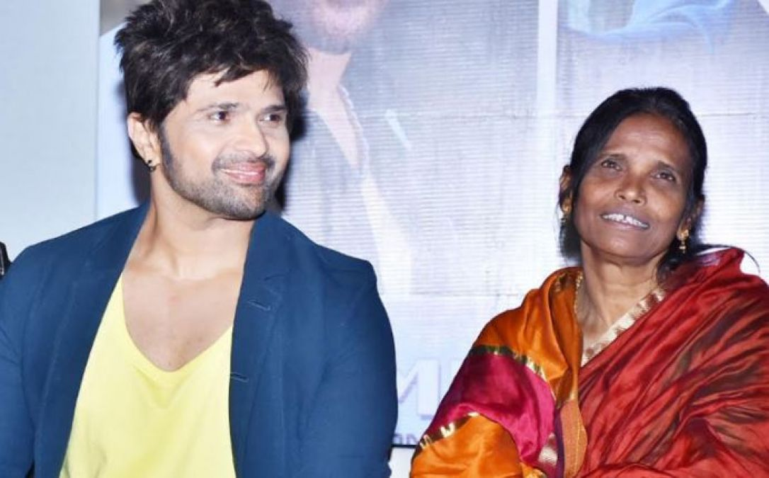 Ranu Mondal's entry in Bollywood, became emotional during song launch event