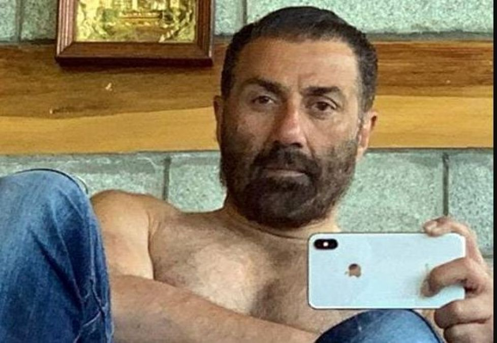 Sunny Deol revealed what he din on the first date