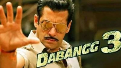Salman's 'Dabangg-3' to release on this date, revealed through Twitter