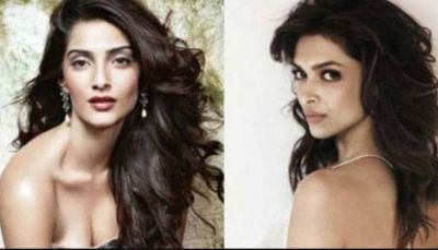 Once gave a controversial statement, this actress now became crazy for deepika