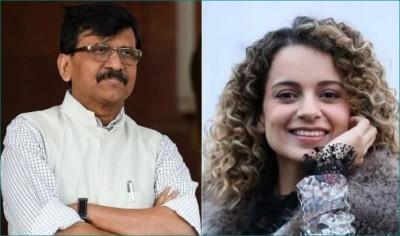 BJP using Kangana Ranaut to get Rajput votes in Bihar Assembly Elections: Shiv Sena