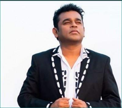 Musician AR Rahman got accused of tax evasion
