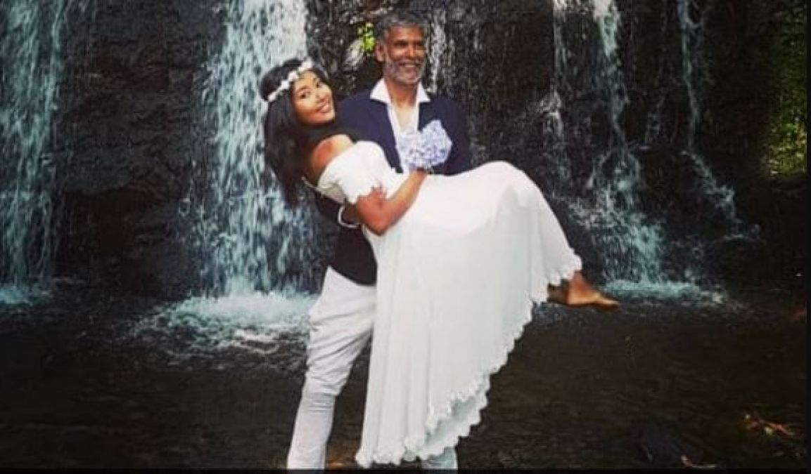 Milind Soman revealed this about his married life, Sometimes my Wife ... '