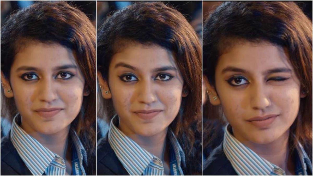 Birthday Special: Internet Sensation Priya Prakash Varrier, who won every Indians heart with her 'Wink'