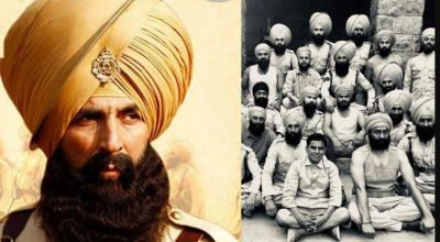 'Kesari' Akshay Kumar pays tribute to 21 Sikh bravehearts on Saragarhi Day