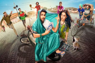 Ayushmann's 'Dream Girl' won everyone's heart, grossed 10.05 crores on its opening day!