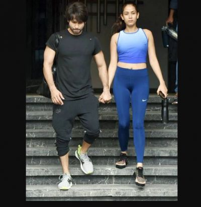 This is the secret of Meera Rajput's fitness, spotted in Gym with husband