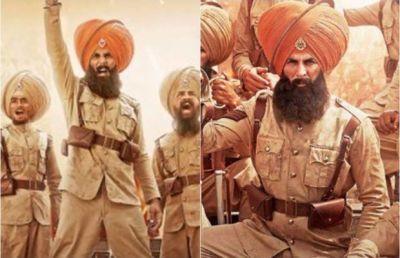 इस खास वजह से आज रिलीज़ हुआ फिल्म 'केसरी' का पोस्टर