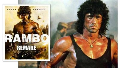 Tiger shroff to work in the Hindi remake of this Hollywood film of Sylvester Stallone